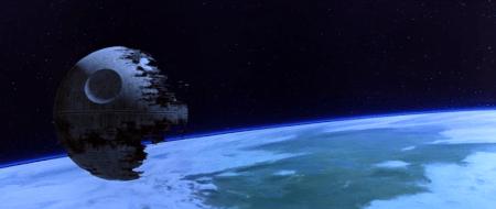 """NASA explica cómo construir la """"Estrella de la Muerte"""" en la realidad"""