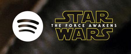 Spotify: ¿Cuáles serían los gustos musicales de los personajes de Star Wars?