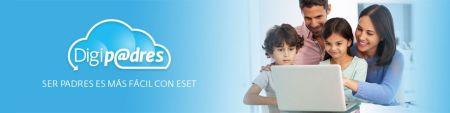 ESET lanza Digipadres portal educativo para padres cuyos hijos navegan en la web