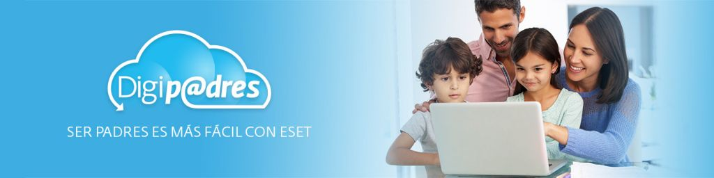 digipadres ESET lanza Digipadres portal educativo para padres cuyos hijos navegan en la web