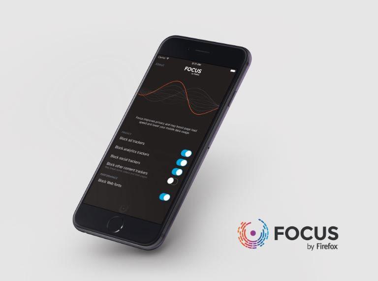 Firefox presenta Focus, un bloqueador de contenido para iOS - focus-por-firefox