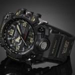 G-Shock presenta Mudmaster, el reloj todoterreno - g-shock-mudmaster-negro