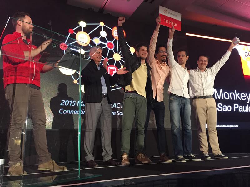 Desarrolladores mexicanos obtienen el segundo premio en el Hackathon Code4Inclusion - hackathon-code4inclusion