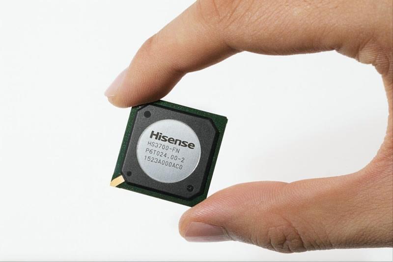 Hisense lanza su primer chip para placa de video para Smart TV - hisense-chip-para-smart-tv