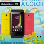 Polaroid lanza el nuevo smartphone Polaroid Turbo 350 - info-polaroid-turbo-350