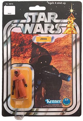 Las figuras de acción de Star Wars más valiosas que puedes encontrar en eBay - jawa