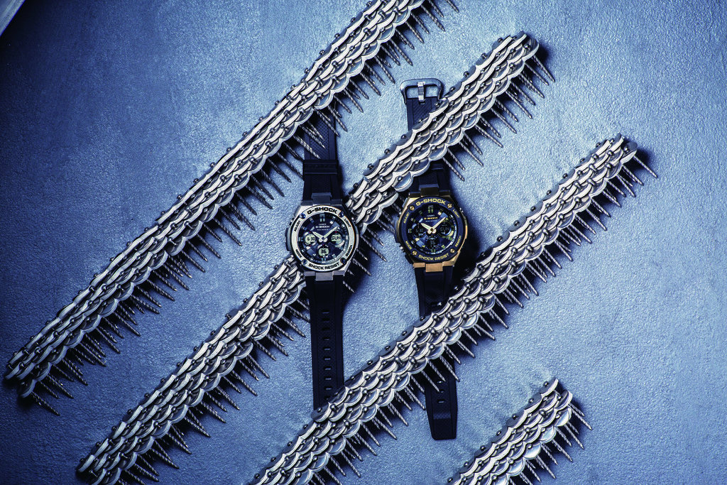 G-Shock lleva el concepto de dureza a un nuevo nivel de resistencia con la línea G Steel - linea-g-steel-de-gshock