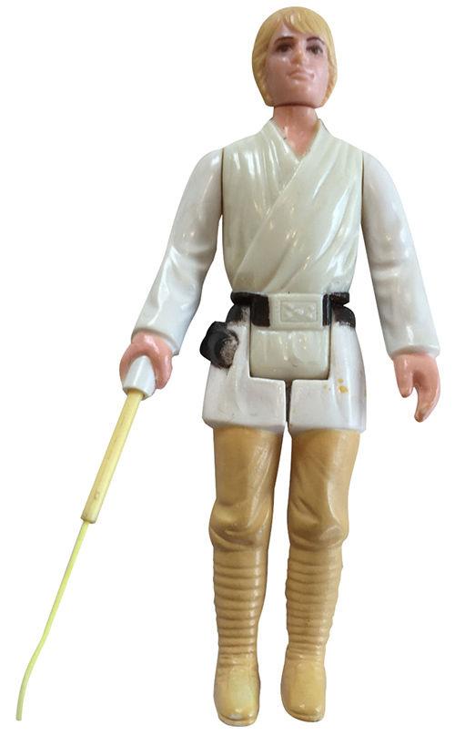 Las figuras de acción de Star Wars más valiosas que puedes encontrar en eBay - luke-skywalker