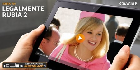 Películas online para ver gratis y legal en Diciembre por Crackle
