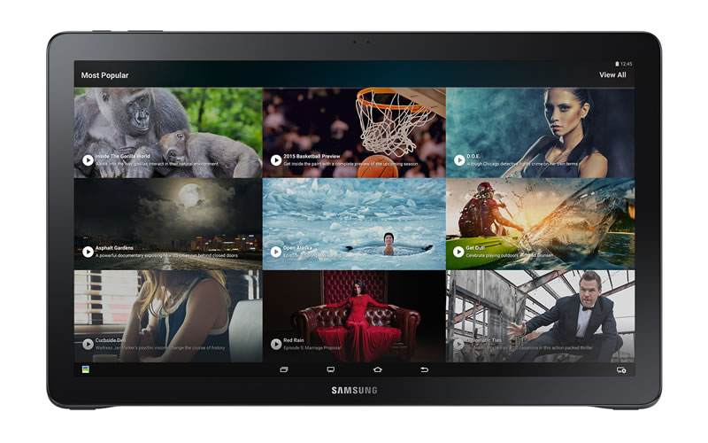 Samsung Galaxy View llega a México, entretenimiento en cualquier lugar - samsung-galaxy-view-mexico
