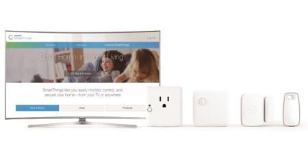 Samsung revela una línea completa de Smart TVs lista para el IoT