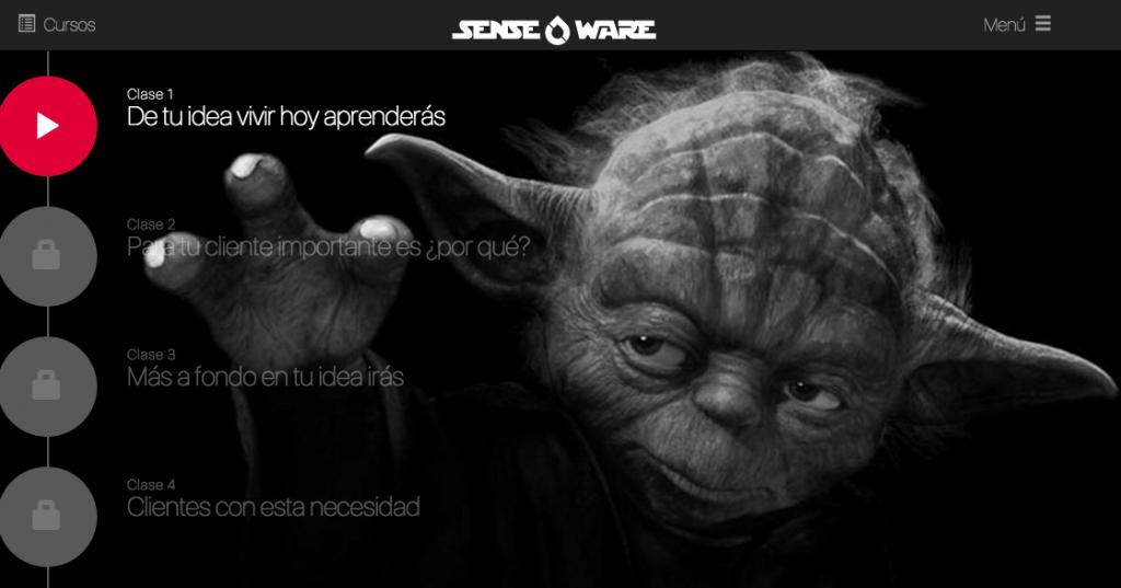 Despierta tu fuerza Jedi con Senseware y construye tu emprendimiento - senseware_edicion-especial_star-wars
