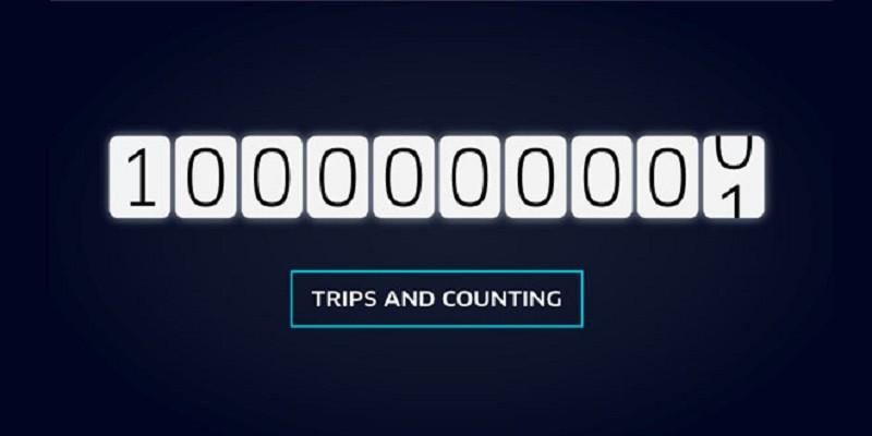 Uber recibe el nuevo año celebrando su viaje 1 billón - uber-1-billon-800x400
