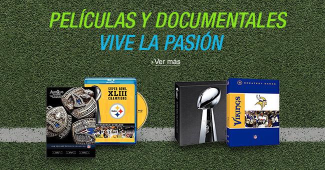 Amazon México anuncia tienda de fútbol americano - amazon-sport-soccer-americano