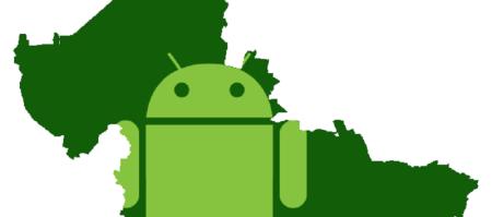 México, lugar 34 en descargas de apps Android