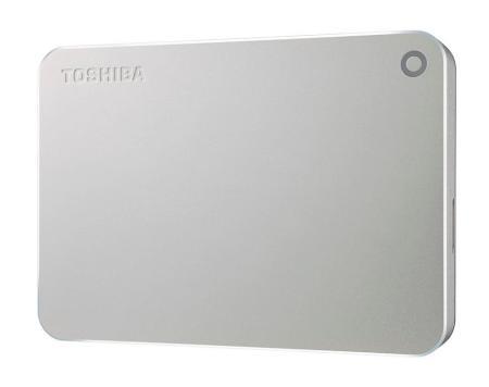 Toshiba anuncia unidades de disco duro portátiles Canvio Premium y el TransMemory EX Dual