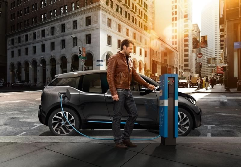 BMW y Nissan se unen para impulsar la movilidad eléctrica en México - cargar-autos-electricos-bmw-y-nissan