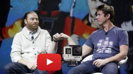 GoPro anuncia diseño de una cámara de 360° especial para 'youtubers'