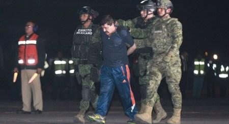 Este el video del operativo «Cisne Negro» de la captura del Chapo