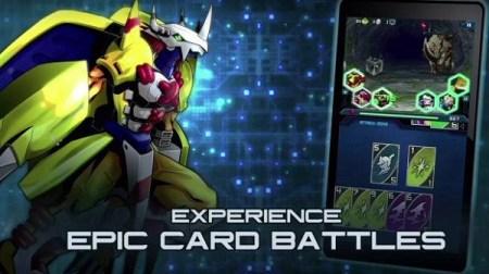 Digimon Heroes!, ya disponible para iOS y Android