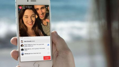 Facebook habilita la transmisión de video en vivo para usuarios de iPhone