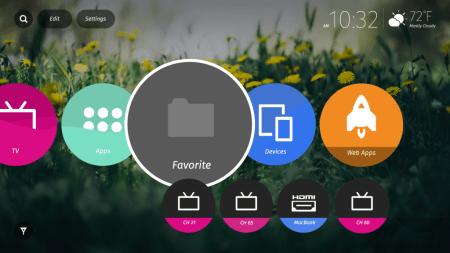 Firefox OS presenta las nuevas TVs Panasonic UHD en el CES