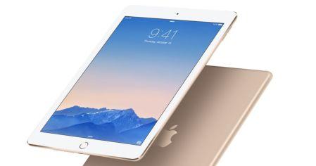 El iPad Air 3 también podría lanzarse en marzo