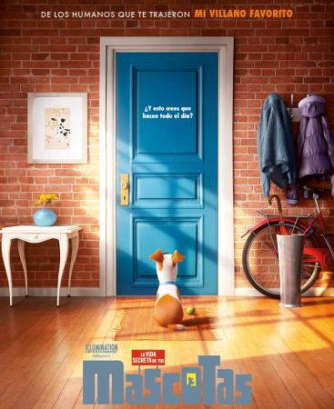 La Vida Secreta de tus Mascotas estrena trailer