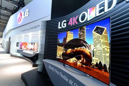LG presenta nuevos televisores en el CES 2016