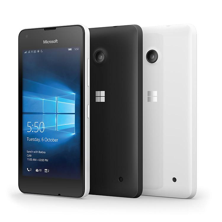 Lumia 550, smartphone 4G LTE con Windows 10 ya disponible en México - lumia-550-microsoft