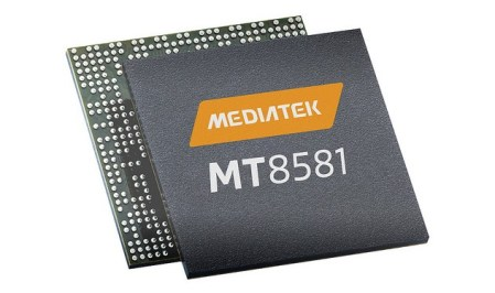 MediaTek Lanza MT8581 para Reproductores Blu-ray Ultra-HD 4K