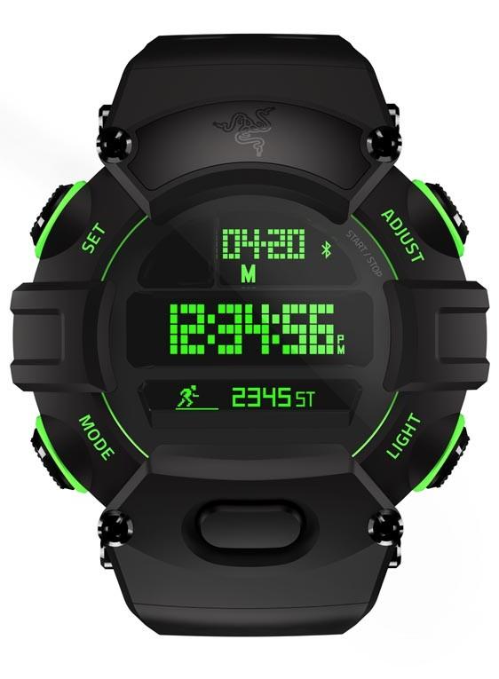 Razer lanza Smart Watch realmente inteligente - nabuwatch_std_02-e1452186965828