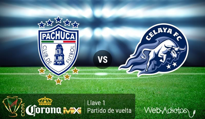 Pachuca vs Celaya, Jornada 2 de Copa MX Clausura 2016 - pachuca-vs-celaya-copa-mx-clausura-2016