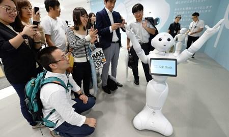El robot Pepper fungirá como profesor y enfermero