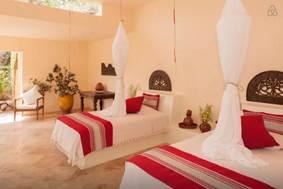 Gwyneth Paltrow viaja a Punta Mita, México y se hospeda en una Villa de Airbnb - punta-mita-casa-mar