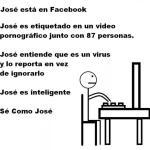 """""""Sé como José"""", un divertido manual de etiqueta 2016 para redes sociales - se-como-jose-6"""
