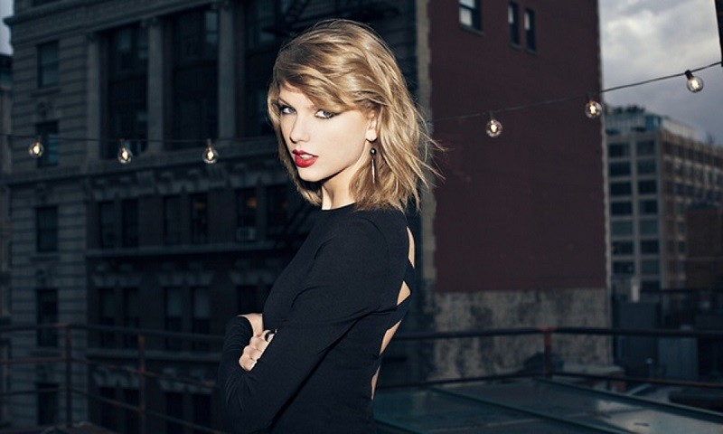 Taylor Swift consigue el primer viral del 2016 en YouTube - taylor-swif-800x480