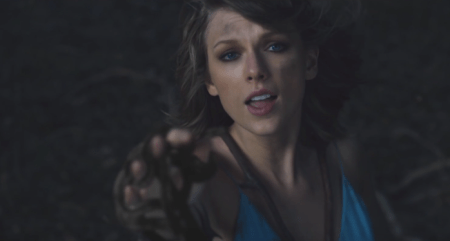 Taylor Swift consigue el primer viral del 2016 en YouTube