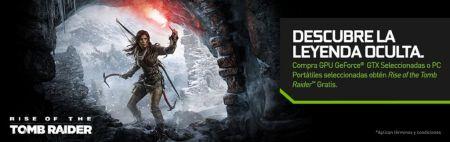 Nvidia te invita a descubrir la leyenda oculta de Tom Rider