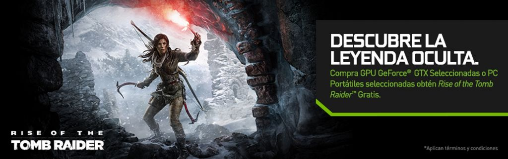 Nvidia te invita a descubrir la leyenda oculta de Tom Rider - tomb-raider-la-1