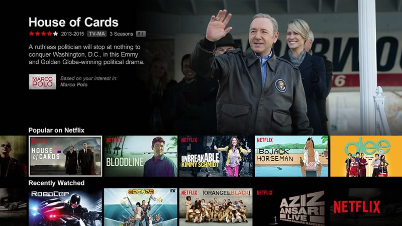 Usar proxy para acceder a Netflix ya no te servirá para acceder al catálogo de otros países - usar-proxy-con-netflix