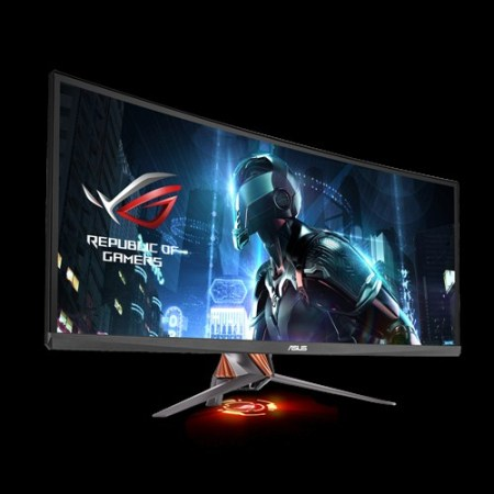 ASUS Republic Of Gamers presenta el monitor Switf PG348Q
