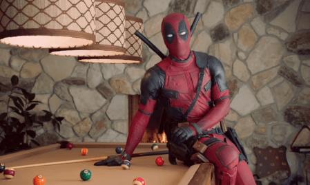 Deadpool nos enseña cómo tocarnos para detectar cáncer a tiempo
