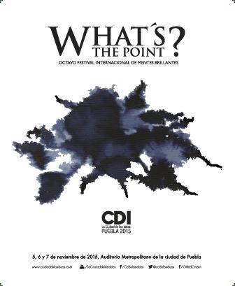 La Ciudad de las Ideas – What's the Point? es presentado por Cinépolis - cinepolis-cuidad-de-las-ideas
