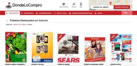 DondeLoCompro, plataforma digital donde encuentras lo que buscas en tiendas físicas