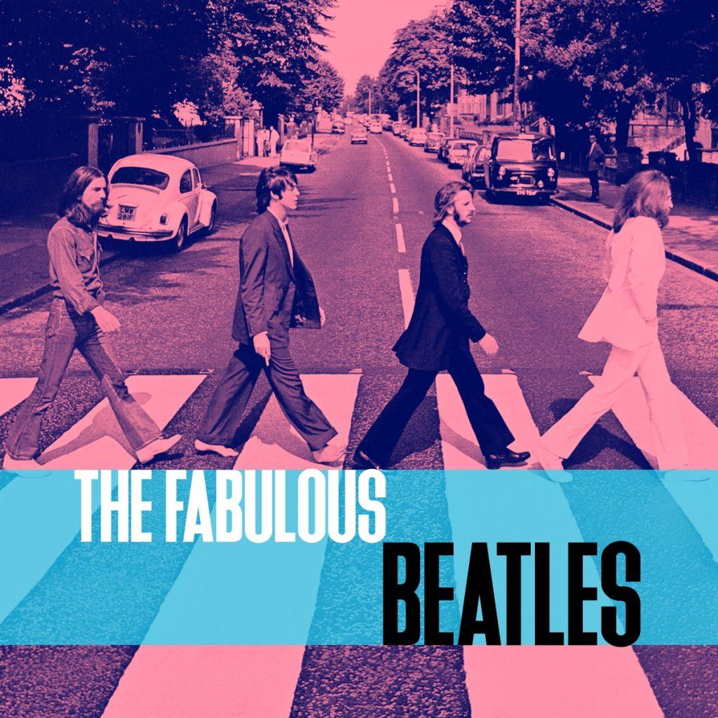 Claro música incorpora a su plataforma 16 discos de The Beatles - fabulousbeatles_playlist_1200
