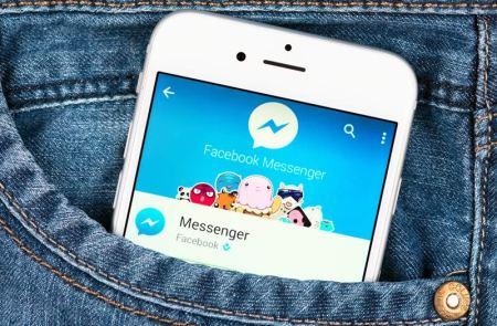 Dos comandos de Facebook Messenger que no conocías
