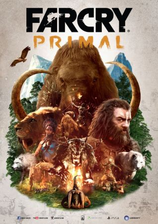Far Cry Primal ya disponible a nivel mundial para PlayStation 4 y Xbox One