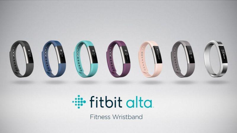 Fitbit presenta nueva pulsera fitness: Fitbit Alta - fitbit-alta-lineup-800x450