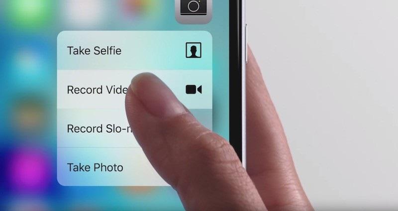 Apple recibe otra demanda, ahora por violación de patente del 3D Touch - iphone-3d-touch-2-800x424